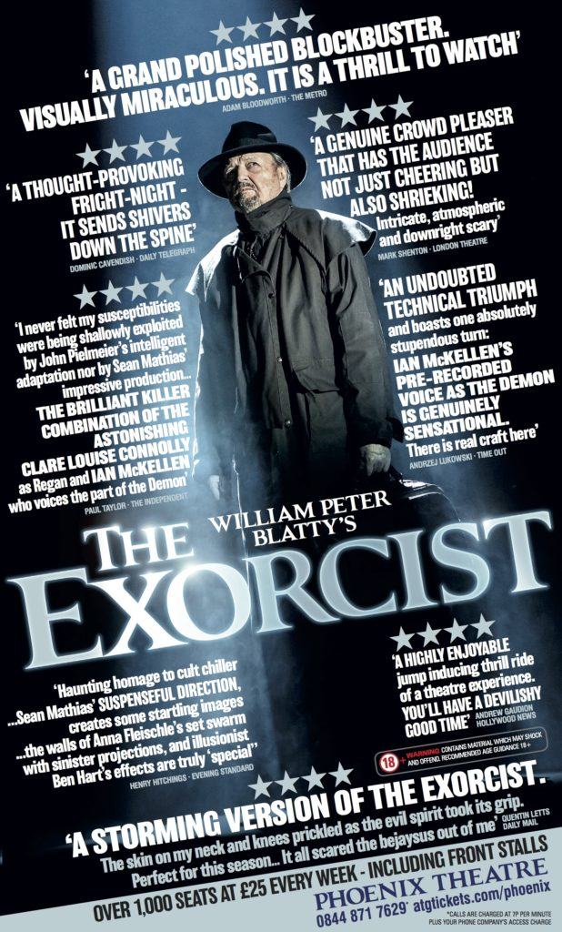 The Exorcist Promotional Ad