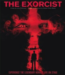 Promotion for The Exorcist
